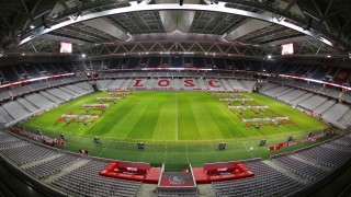 Stade Pierre Mauroy de Lille  (EPA/GERNOT HENSEL)