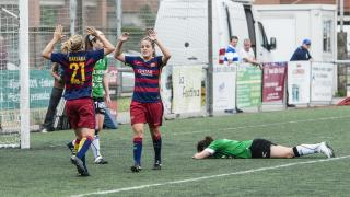 Oviedo Moderno - FC Barcelona. Oviedo Moderno - FC Barcelona