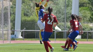 Copa de la Reina 2016 - 1/4 - At. Madrid Féminas - Sporting Huelva.