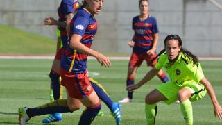 Copa de la Reina 2016 - 1/2 - FC Barcelona - Levante Femenino.