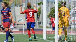 Copa de la Reina 2016 - Final- Atlético de Madrid féminas - FC Barcelona féminas