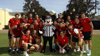 Gira LaLigaWorld EEUU (Sevilla FC) - Sevilla - día 6.