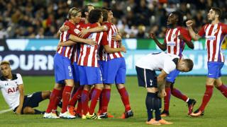 Gira LaLigaWorld Australia (Atlético) - Partido Atlético vs Tottenham.