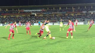 Gira LaLigaWorld Italia (Atlético) - Partido Atlético vs FC Crotone.