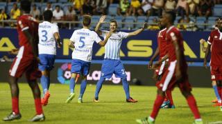 Trofeo Ramón de Carranza - Partido Málaga CF vs All Star Nigeria.