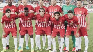 Los primeros once elegidos del Almería