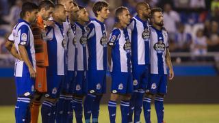 Los once hombres del estreno del Deportivo