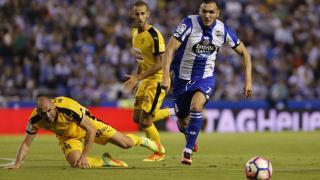 Deportivo - Eibar.