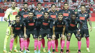 Primer once de Quique Sánchez Flores con el Espanyol