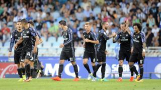 R. Sociedad - R. Madrid. PARTIDO
