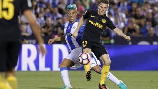 Leganés - Atlético.