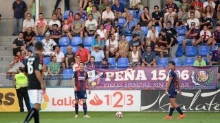 Huesca - Nàstic.