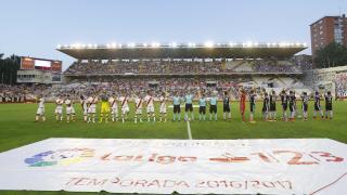 Rayo - Valladolid.