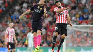 Athletic - FC Barcelona. Athletic de Bilbao -Barcelona, 28-08-2016