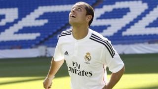 Javier 'Chicharito' Hdez. Real Madrid. Temporada 2014/15