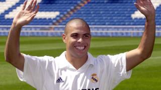 Ronaldo Nazario. Real Madrid. Temporada 2002/03