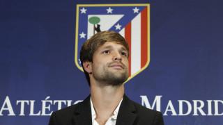 Diego Ribas. Atlético de Madrid. Temporada 2011/12