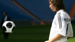Sergio Ramos. Real Madrid. Temporada 2005/06