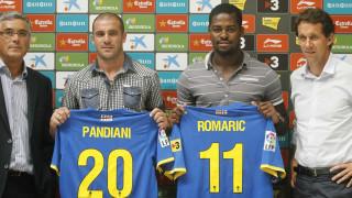 Walter Pandiani. RCD Espanyol. Temporada 2011/12