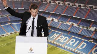 Gareth Bale. Real Madrid. Temporada 2013/14