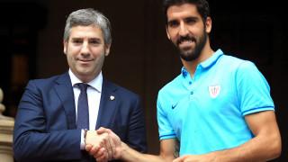 Raúl García. Athletic Club. Temporada 2015/16