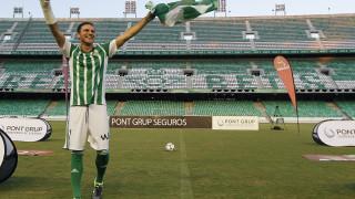 Joaquín. Real Betis. Temporada 2015/16