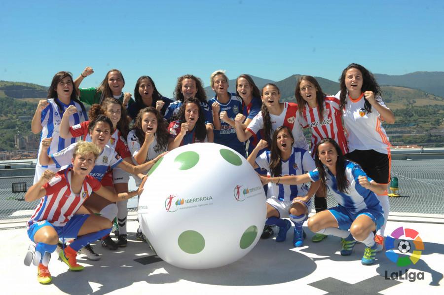 Image result for futbol femenino liga iberdrola