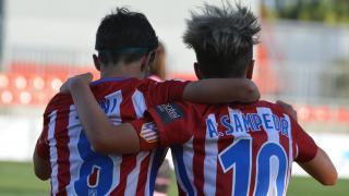 Sonia Bermúdez y Amanda Sampedro, amistad y compañerismo.