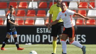 Maripaz, máxima protagonista del Valencia - Alcaine.
