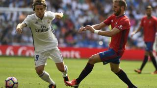 R. Madrid - Osasuna.
