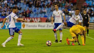 Zaragoza - Alcorcón. Fotos del Real Zaragoza - AD Alcorcón