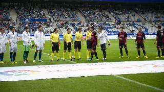 R. Oviedo - Reus. Oviedo - Reus