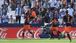 Leganés - Valencia.