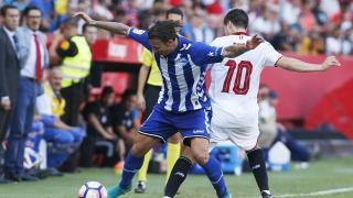 Sevilla - Alavés.