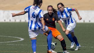 Sporting Huelva - VCF Femenino.