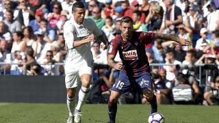 R. Madrid - Eibar.
