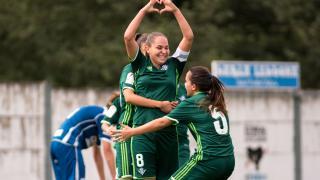 Irene firmó el tercero del equipo andaluz.