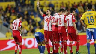 Las Palmas - Espanyol.