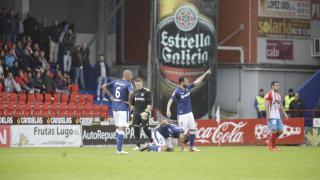 Lugo - Getafe. Lugo-Getafe