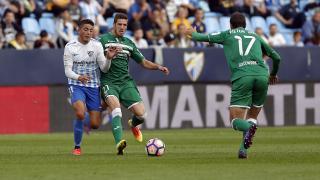 Málaga - Leganés. MALAGA-LEGANOS