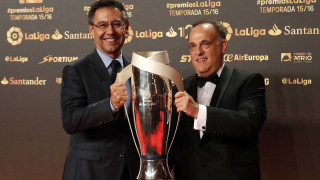 Gala LaLiga 2015-2016 - Alfombra roja.