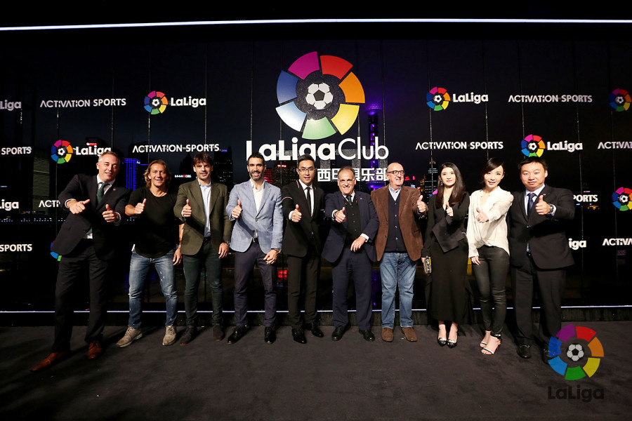 LaLiga launches LaLiga Club, its first official fan club in China, in  Shanghai | LaLiga