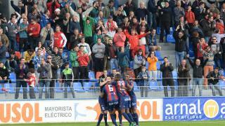 Huesca - R. Oviedo.
