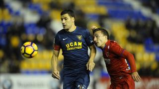 UCAM Murcia CF - Numancia.