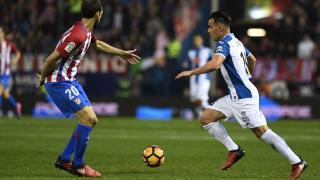 Atlético - Espanyol.