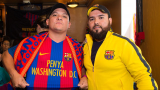 Penya Barcelonista Washington DC, USA.