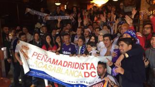 Peña Madridista La Casa Blanca, USA