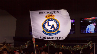 Peña Madridista Los Angeles, USA