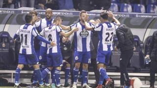 Deportivo - R. Sociedad.