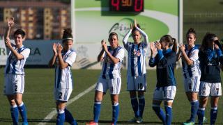 Victoria importante de la Real Sociedad ante el Oiartzun (4-0).